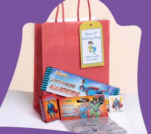 Partybagonline.co.uk supplies high quality party bags contents for childrens birthday parties in the UK. Party Bags