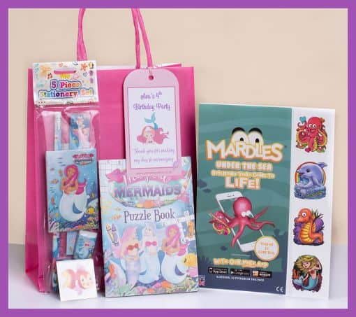 Party Bag Online Mermaid Deluxe Party Bag