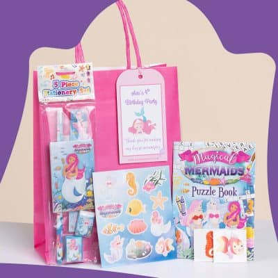 Party Bag Online Mermaid Party Bag