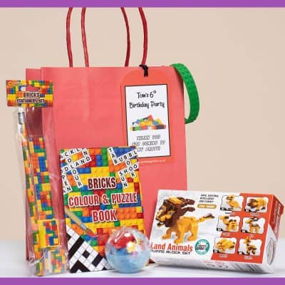 Party Bag Online Lego Deluxe Party Bag