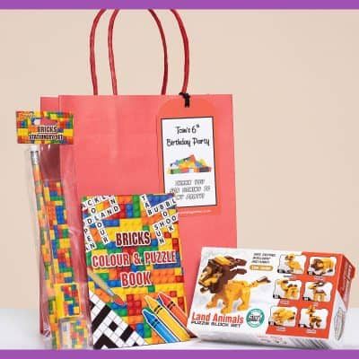 Party Bag Online Lego Party Bag