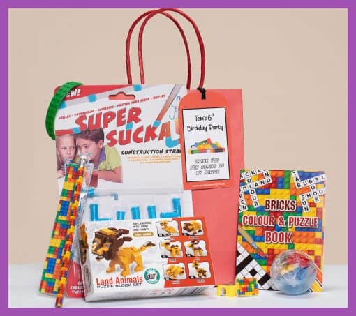 Party Bag Online Lego Super Deluxe Party Bag