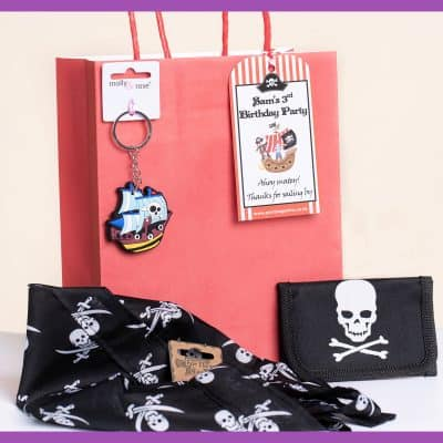 Party Bag Online Pirate Party Bag