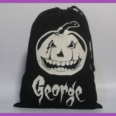 PartyBagOnline Halloween Cotton Party Bag
