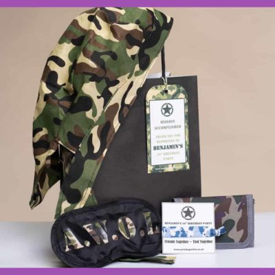 PartyBagOnline_Camoflage_Standard_Party_Bag